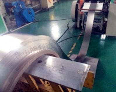 不锈钢钢带生产