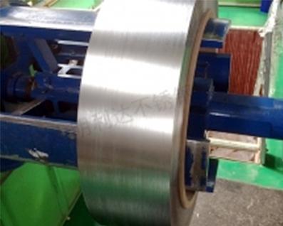不锈钢带生产